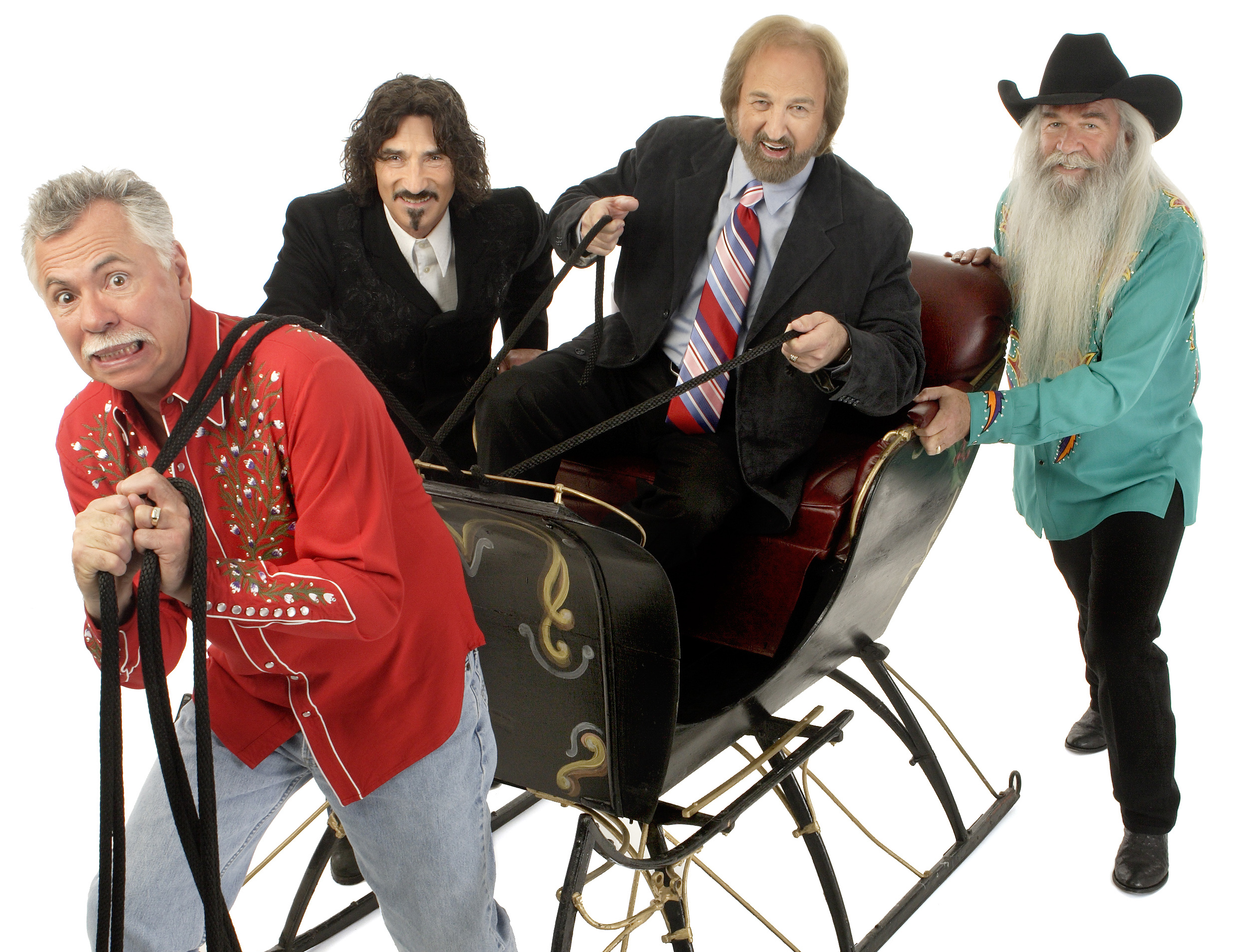 The Oak Ridge Boys Christmas Photo |