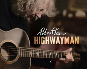 Albert Lee -- Highwayman -- Album -- Country Boy -- June 2016 -- Song of the Month -- Music Charts Magazine®