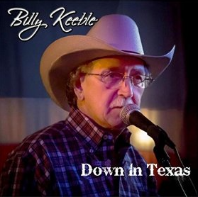 Billy Keeble - Pretty World Records - IndieWorld Chart in Nashville - April 29, 2016