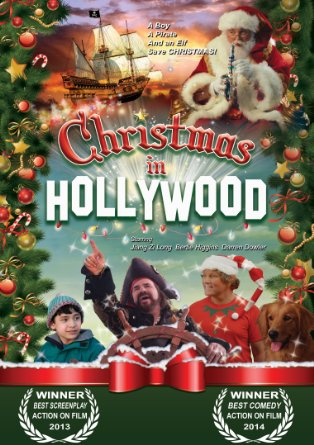 Christmas In Hollywood - CHRISTMAS MOVIE - Bertie Higgins - Darren Dowler - Music Charts Magazine Christmas NEWS!!!