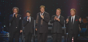 Gaither Vocal Band - He Touched Me - July 2016 Song of the Month at Music Charts Magazine