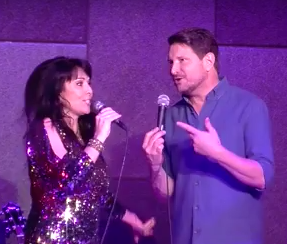 Kim McAbee and Ty Herndon - Looking Back To See