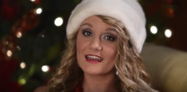 Lacy Jay Syler - Santa Baby - Kicks Music Charts Magazine® off into the 2015 Christmas Season