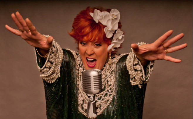 Lulu Roman - Hee Haw TV series - Music Charts Magazine® Celebrity Interview