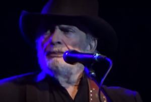 Merle Haggard - Send Me Back Home - Music Charts Magazine® Song of the month for April 2016 - RIP
