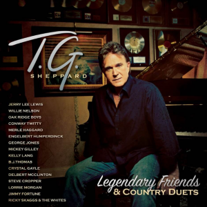TG Sheppard - Legendary Friends and Country Duets - Music Charts Magazine® Celebrity Interview with TG Sheppard - Crystal Gayle - Lorrie Morgan - Willie Nelson - Jerry Lee Lewis